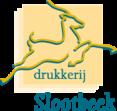 logo drukkerij slootbeek